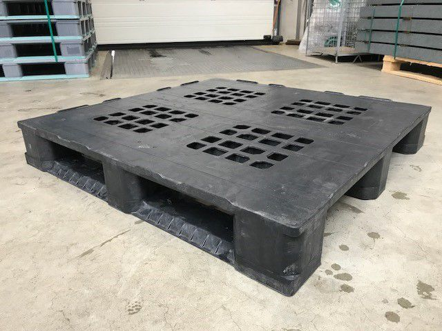 Used Plastic Pallet : 1140X1140MM