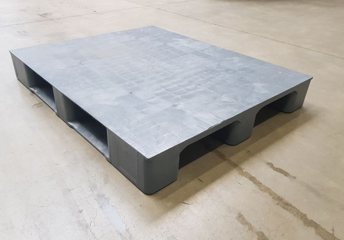 Used pallet 1200 x 1000 mm (2 Runners)