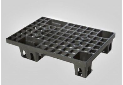 Plastic pallet Single trip : DP 6040 IT