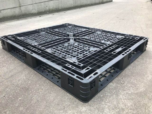 Used pallet : 1200x1000 mm (light)