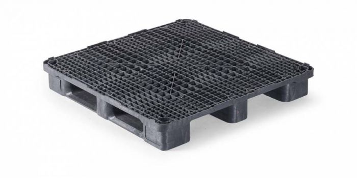Reusable plastic pallet : IP1212HR3RR
