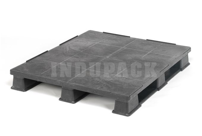 Reusable plastic pallet : HD 1210 CD Industrial