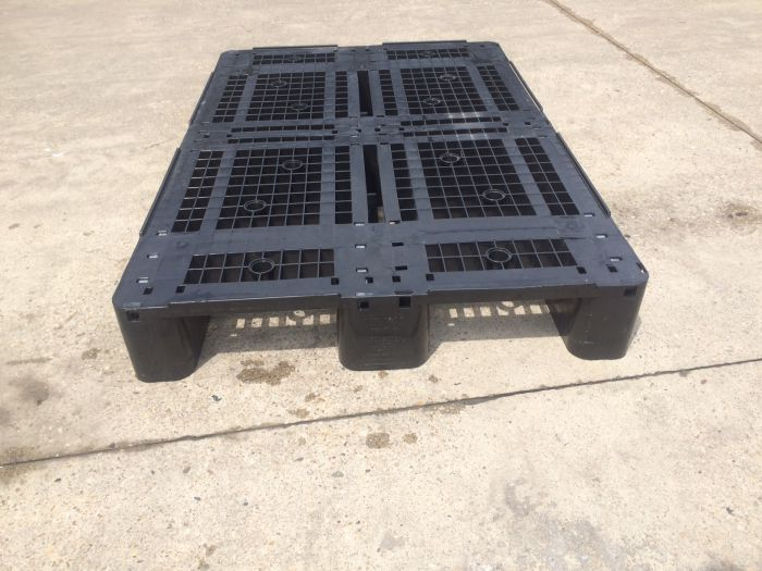 Used europallet (STAALVER)