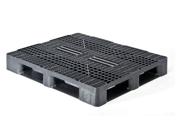 Reusable plastic pallet : HD 1210 OD 5R
