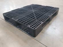 Used Plastic pallet 1200 x 1000 mm (Q)HR