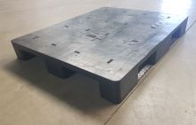 Used pallet 1200 x 1000 mm (Closed)