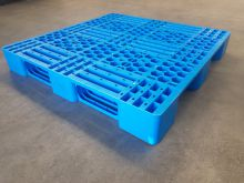 Used pallet : 1100x1100mm (15 cm Blue)