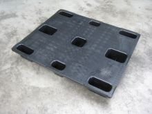 Reusable plastic pallet : LP 1210 CD