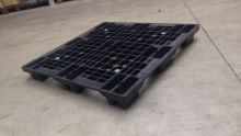 Used pallet : 1100x1100mm Black/Nest
