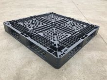 used plastic pallet 1000x1000 mm
