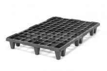 Plastic pallet Single trip : LP 1208 SL