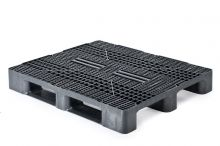 Reusable plastic pallet : HD 1210 OD 3R